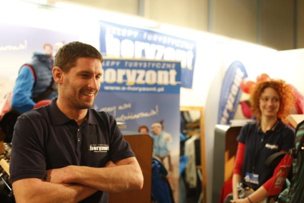Kiermasz na 11. Krakowskim Festiwalu Górskim (fot. Wojciech Lembryk)