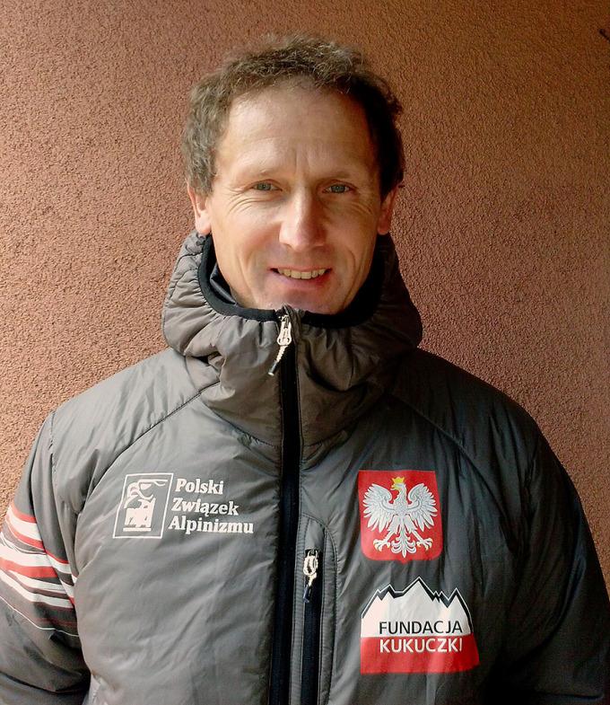 Janusz Gołąb (fot. arch. Janusz Gołąb)