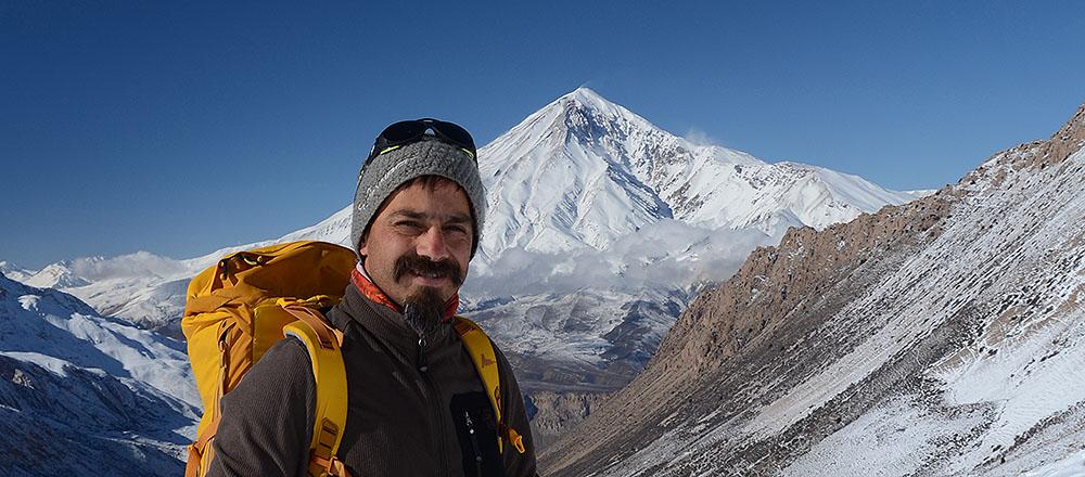Mohammad Hajabolfath (fot. arch. Mohammad Hajabolfath)
