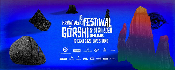 18. Krakowski Festiwal Górski online!